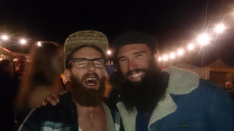 Blenheim beards